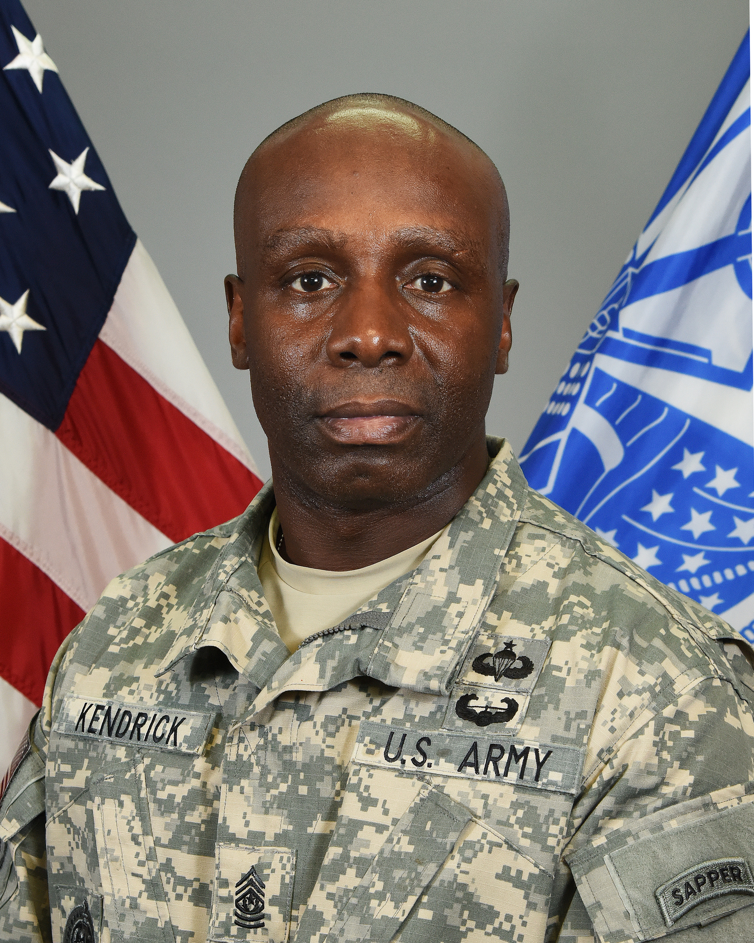 CJTF-HOA Senior Enlisted Leader Biography