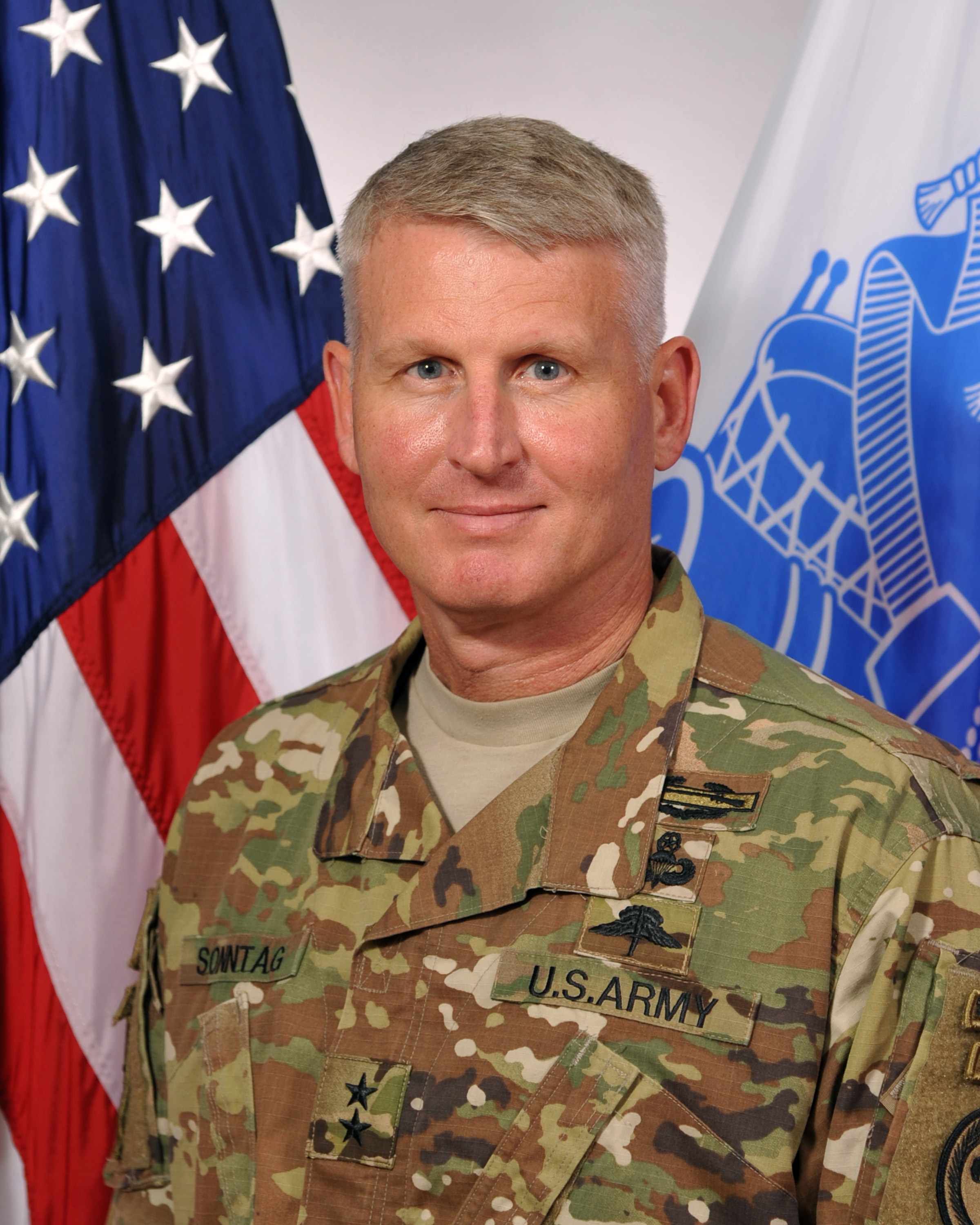CJTF-HOA Commanding General Biography