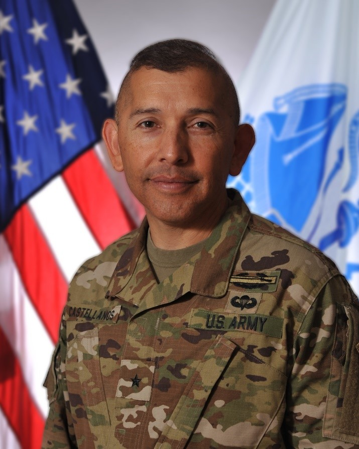 CJTF-HOA Deputy Commanding General in Somalia Biography