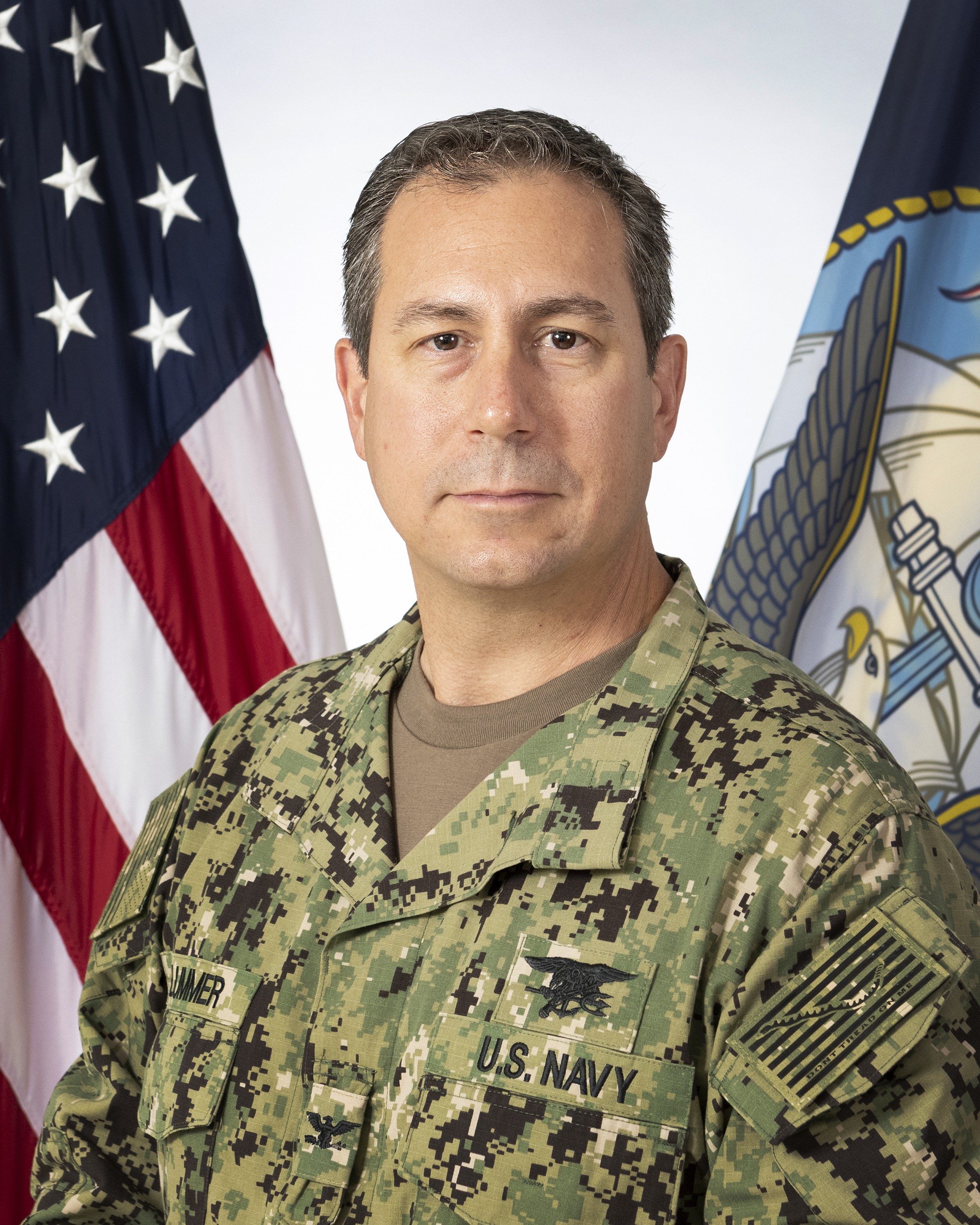 CJTF-HOA Chief of Staff Biography